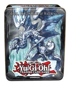 Konami YuGiOh 2013 Wave 1 Collector Tin Set Tidal, Dragon Ruler of Waterfalls