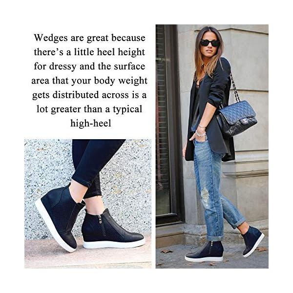 Athlefit Women's Ankle Heels