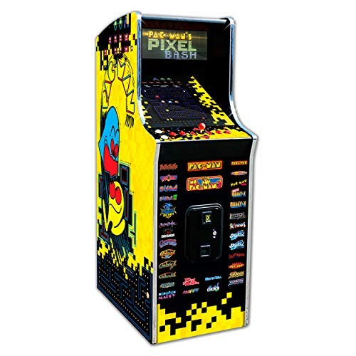 (NAMCO America, inc. Pac-Man's Pixel Bash Cabaret)