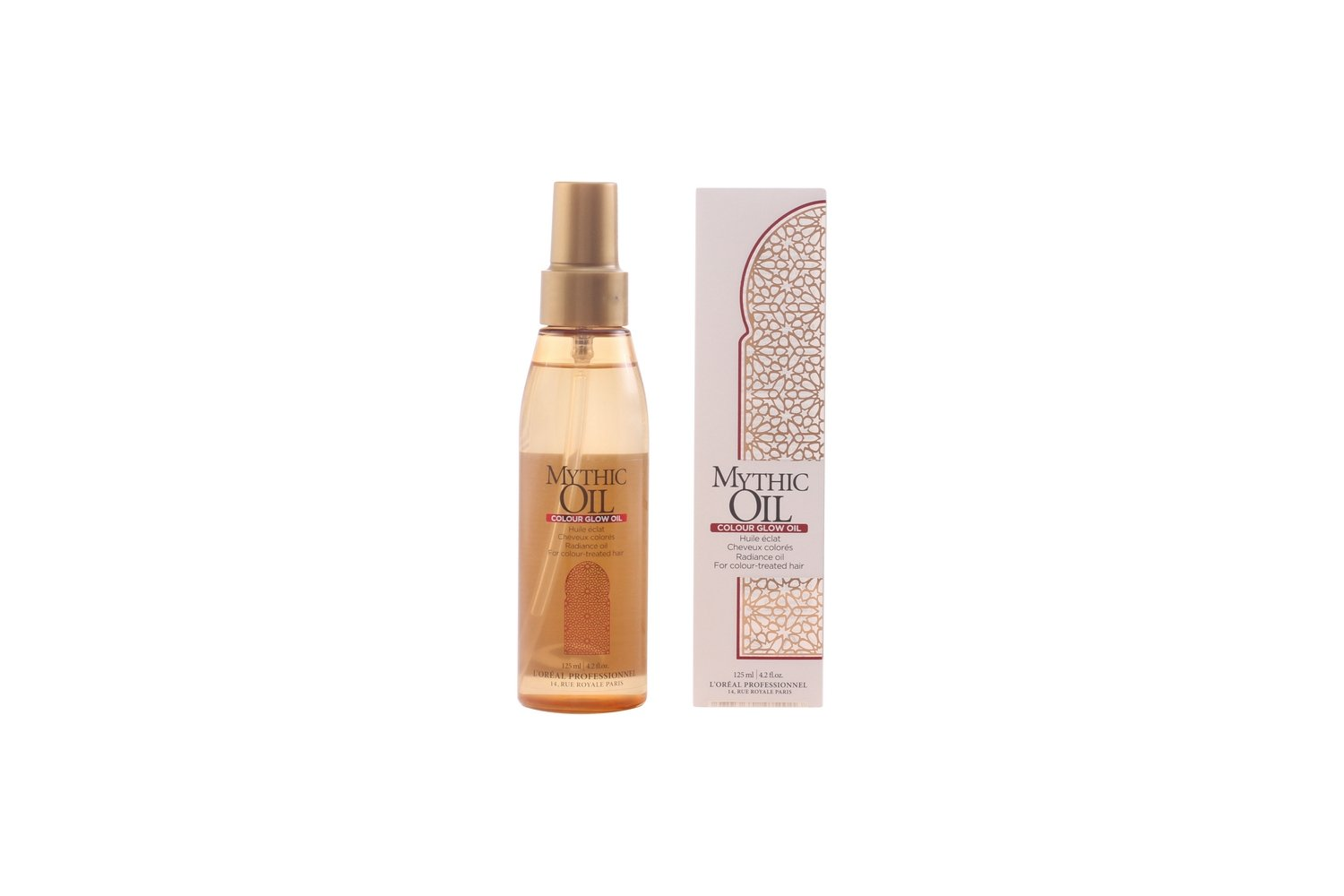 L'Oreal Mythic Oil Color Glow Oil, 4.2 Ounce