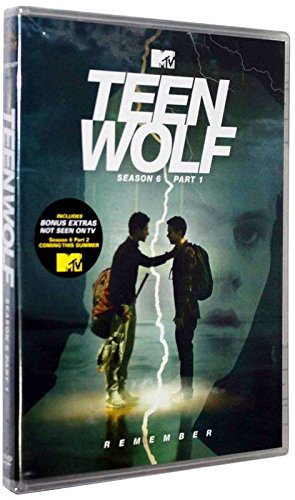 Dvd Pre Order Ships - TEEN WOLF Season 6 pt 1 . (DVD)- PRE-ORDER SHIPS SOON