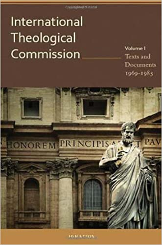 Image result for Photo of International Theological Commission book amazon