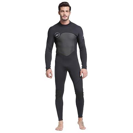 YGBH Traje de Buceo Snorkeling Traje de Surf 3MM, Traje de ...