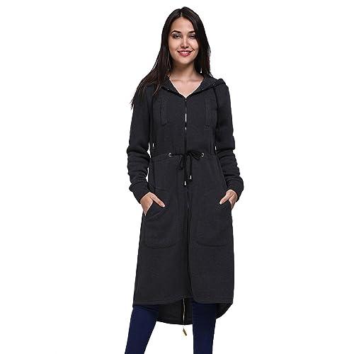Wangyue - Abrigo - para mujer
