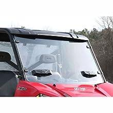 Seizmik 25025 Universal ATV Type Windshield