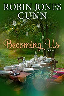 Book Cover: Becoming Us: A Novel