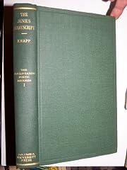 The Junius Manuscript. The Anglo-Saxon…