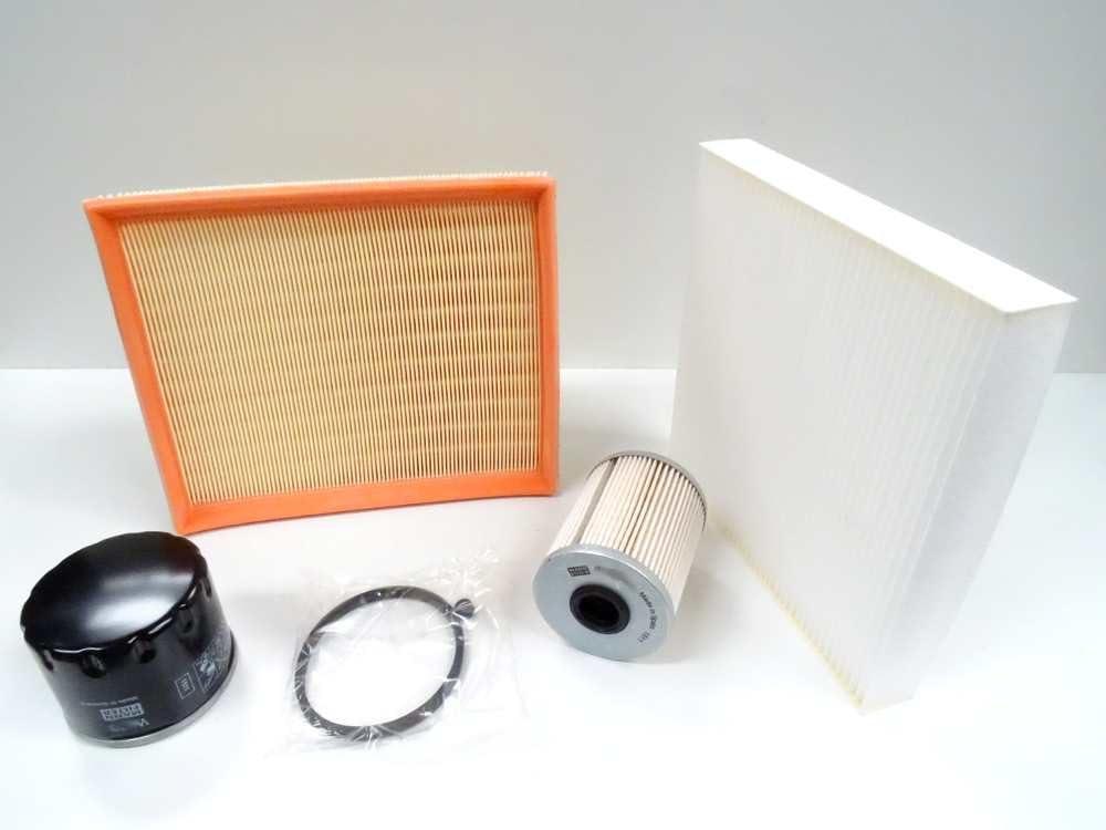 Premium OE Quality Service Diesel Filter