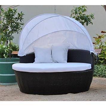 Finest Polyrattan Sonneninsel Twoisland Rattan Insel Garten Lounge With  Garten Sonneninsel