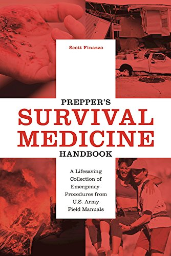 Prepper's Survival Medicine Handbook: A Lifesaving Collection of Emergency Procedures