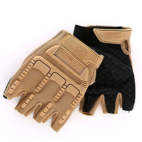 Cycling gloves, mountain bike gloves, road cycling gloves, cycling gloves, half finger, anti slip, sports, work gloves