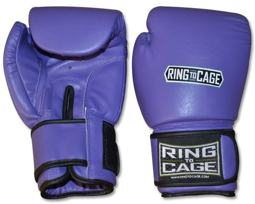 R2C Women's Classic Boxing Gloves 12oz TRUE WOMENS SIZE for Muay Thai, MMA, Kickboxing, Boxing, Cardio Boxing