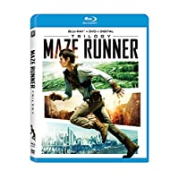Maze Runner Trilogy Blu-ray Deals