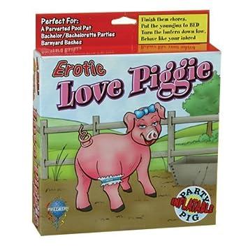 Amazon.com: Erotic hinchable Love Piggie: Health & Personal Care