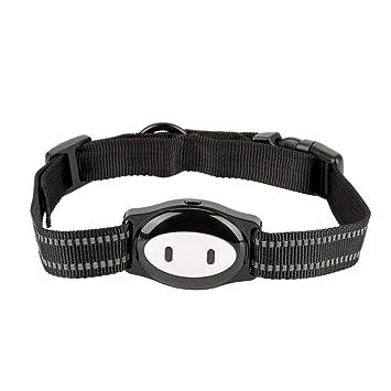 Delaman GPS para Perros Localizador de Localizador de Collar de Mascota Resistente Al Agua Localizador De Seguimiento Seguimiento Perros y Gatos con la ...