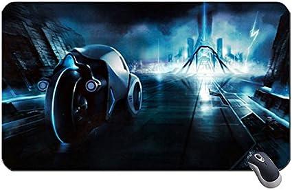 Futurista trono de fantasía ciudad 984523 Mouse Pad Super ...