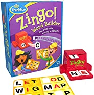 ThinkFun Zingo Word Builder Early Reading Game - Award Winning Game for Pre-Readers and Early Readers