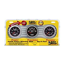 Auto Meter 3601 Sport-Comp II 2-1/16-Inch Diesel Three-Gauge Interact Pack