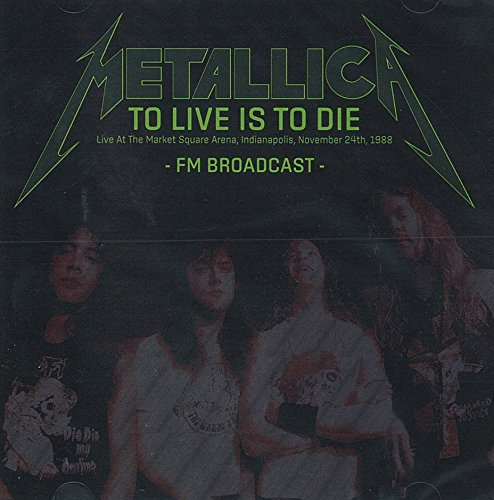 To Live Is To Die: Live At The Market Square Arena (2Cd) (Market Square Arena)