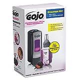 GOJ8712D4 - Gojo Adx Antibac Foam Soap Start Kit Plum 700Ml