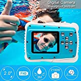 Like-best WDC-8266 Waterproof Children Camera 2.0 LCD HD Underwater Action Camera Camcorder