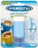 Hermesetas Mini Sweeteners Original, 1200 Tablets