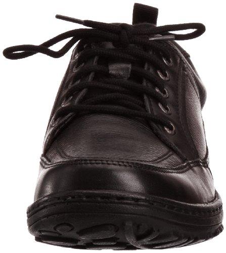 Oxford À Hush Mt Lacets Homme Belfast Noir Puppies Chaussures zqwpEvxU