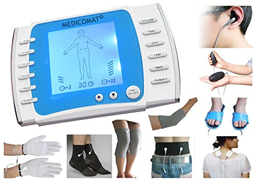 Treatment Belt Knee Elbow Sleeve Wristlet Gloves Socks Medicomat by Medicomat (Image #7)