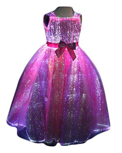 Girls (Fiber Optic Princess Costumes)