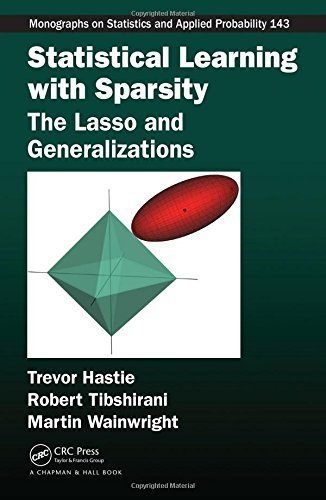By Trevor Hastie - Statistical Learning with Sparsity: The Lasso and Generalizations (2015-05-22) [Hardcover]