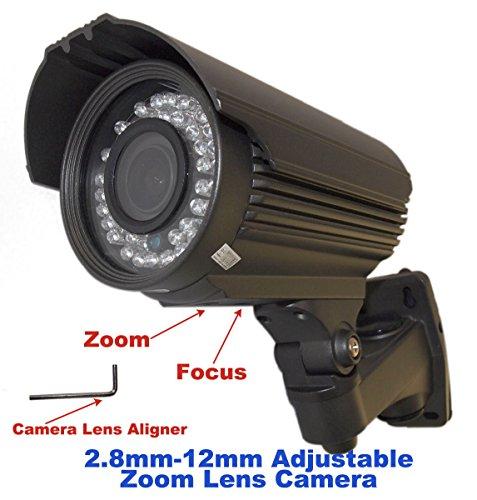 Evertech Infrared CCTV Security Surveillance Camera 700TVL High Resolution 1/3