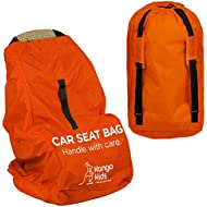 Car Seat Travel Bag -Make Travel Easier & Save Money...