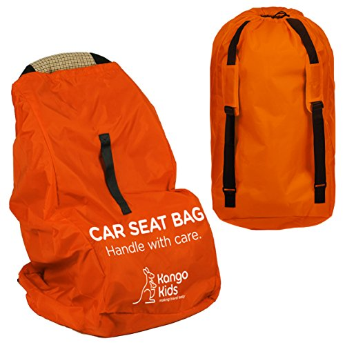Lowest Prices! Car Seat Travel Bag -Make Travel Easier & Save Money. Carseat Carrier for Airport - P...