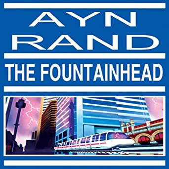 author of the fountainhead