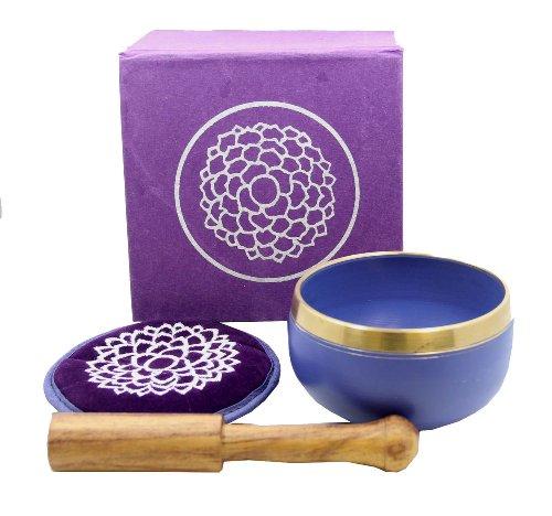 singing bowl gift set - 1