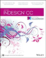 InDesign CC Digital Classroom Front Cover