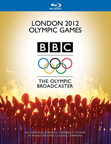 2014 Bolts - London 2012 Olympic Games BBC [Blu-ray]