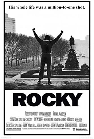Classic Movie Rocky Balboa Poster product image
