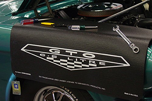 - CarBeyondStore GTO Black Fender Gripper