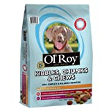 Ol' Roy Kibbles, Chunks & Chews Dry Dog Food, 40 Lb Review