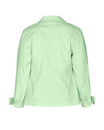 blazer apfelgrün damen