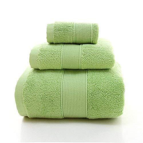 (tengsun Premium Bath Towels - 100% Cotton, 3-Piece Set Towels Home, Bathroom, Kitchen Hotel Spa)