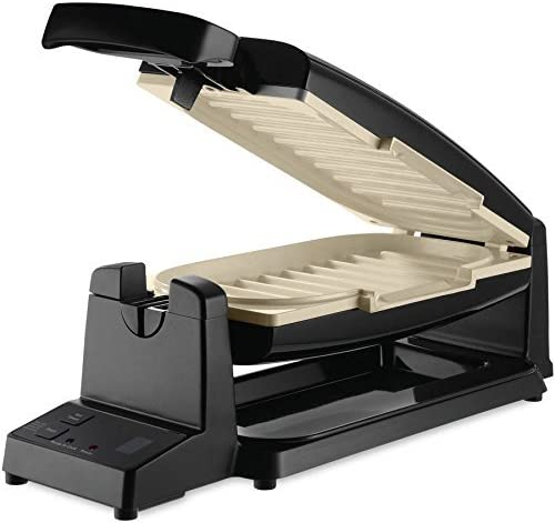 Oster CKSTCG22Z-ECO Indoor Grill Black White