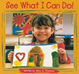 See What I Can Do Reader, Harcourt School Publishers Staff, 0153387734