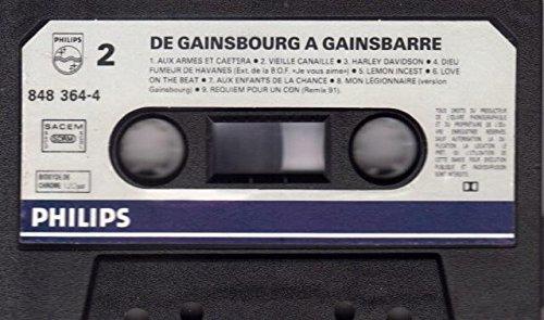 De Gainsbourg a Gainsbarre : Brigitte Bardot, Catherine Deneuve: Amazon.es: Música