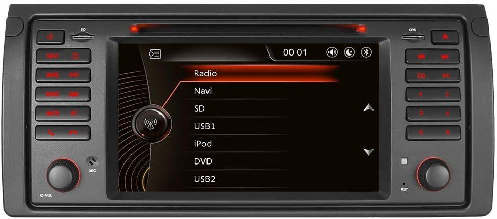 7 Inch Car Radio 16 Gb Sd Card Dvd Gps Navigation Usb Elektronik