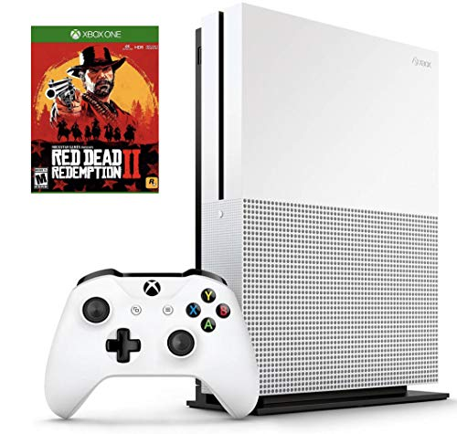 Microsoft Xbox One S 1TB Red Dead Redemption 2 bundle customized by -