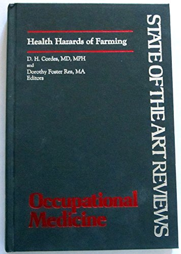 Occupational Medicine (STATE OF THE ART REVIEWS: OCCUPATIONAL MEDICINE)