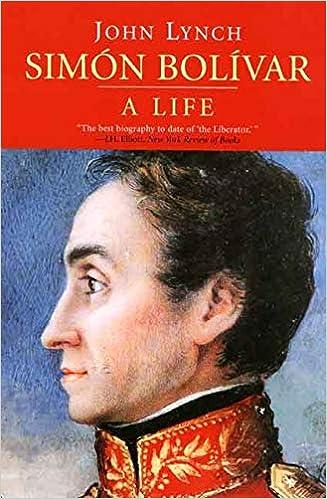 Sim?n Bol?var (Simon Bolivar): A Life: Amazon.es: Lynch, John: Libros en idiomas extranjeros