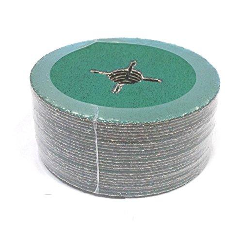 Alflex Zirconia Sanding Disc, 115 x 22 mm, P36 Grit (Pack of 50) A.0141